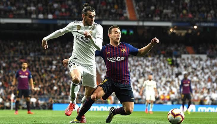 Barcelona gana por la mínima ante un Real Madrid inoperante