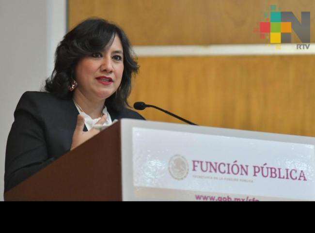 Gobierno de México fortalece en los primeros 100 días la Función Pública