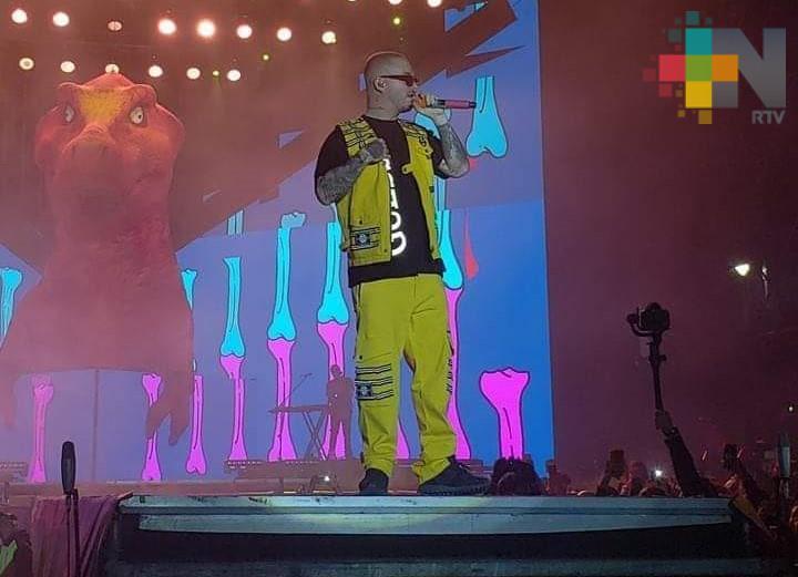 J Balvin hipnotiza con su reggaetón al Festival Coachella 2019