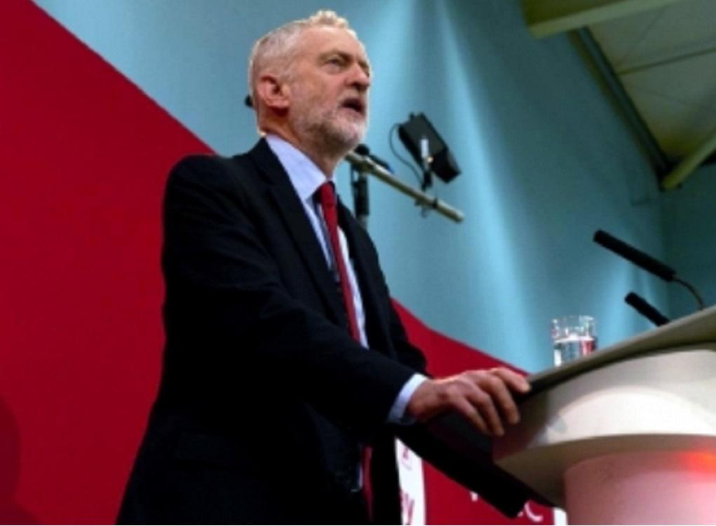 Líder laborista rechaza nueva votación sobre el Brexit