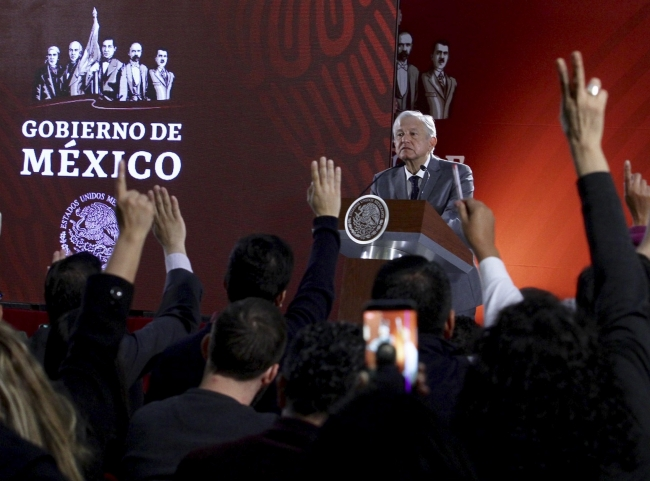 Se acabó con corrupción tolerada desde élite del gobierno, asegura López Obrador