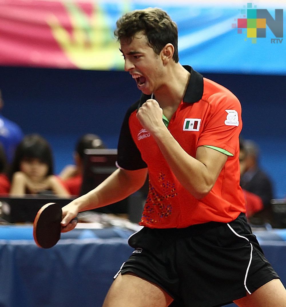 Marcos Madrid enfocado en Juegos Panamericanos