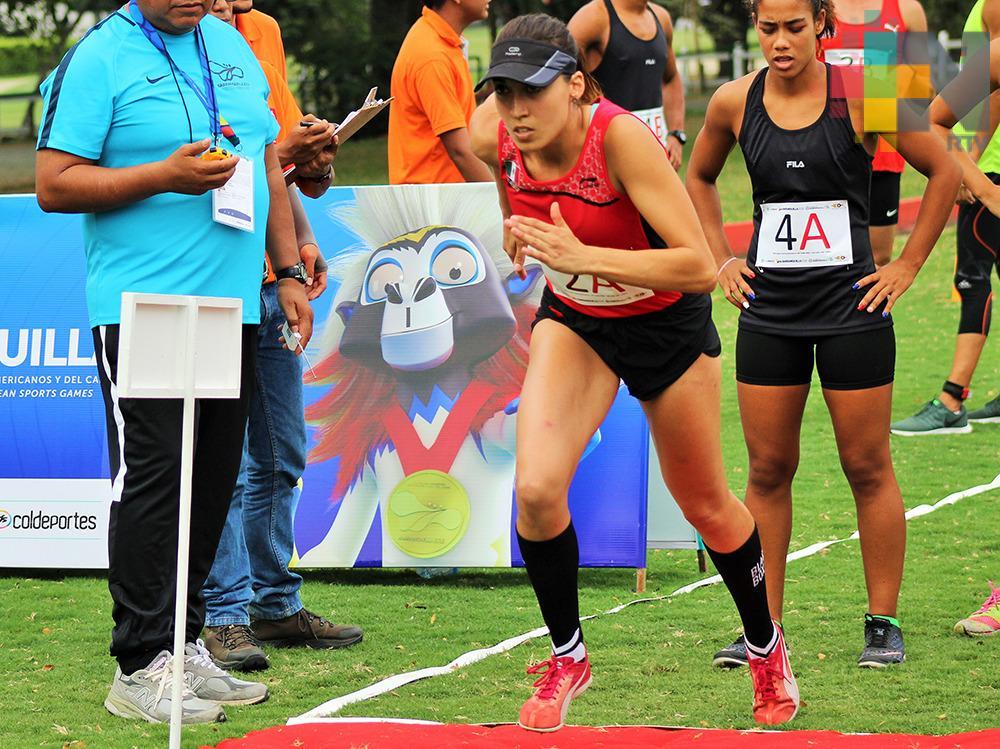 Mariana Arceo a Copa del Mundo de Pentatlón en Hungría