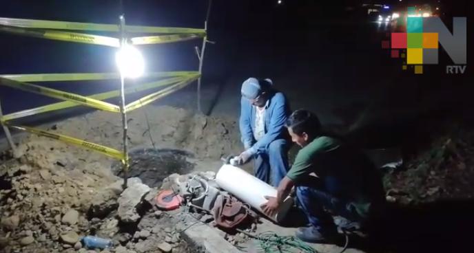 Darán mantenimiento a líneas de agua en Tantoyuca