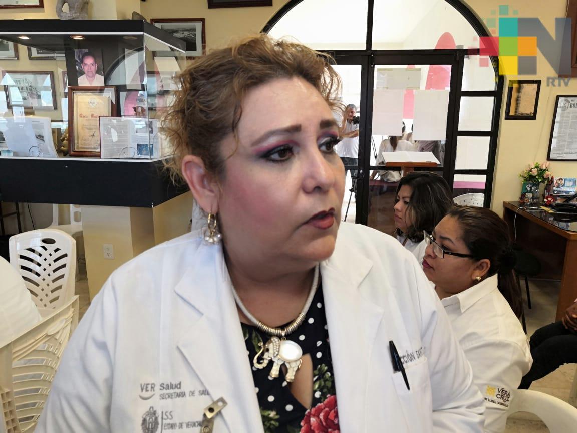 Cerca de 80 personas reciben tratamiento gratuito para atender la tuberculosis en Coatzacoalcos