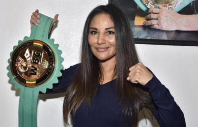 «Barby» Juárez se consolida en boxeo femenil mexicano