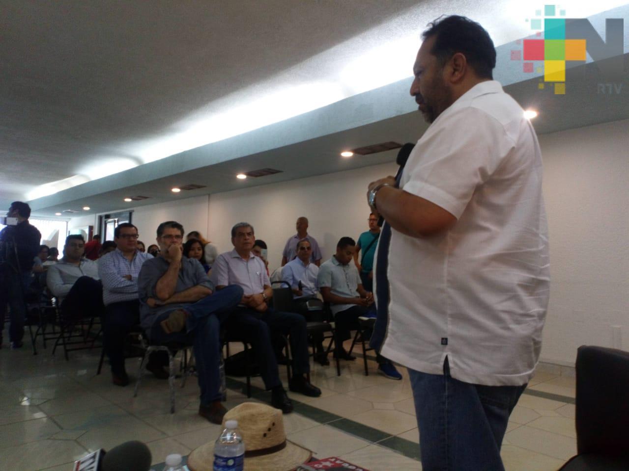 Comunicadores estén agrupados y organizados: Lemus Barajas