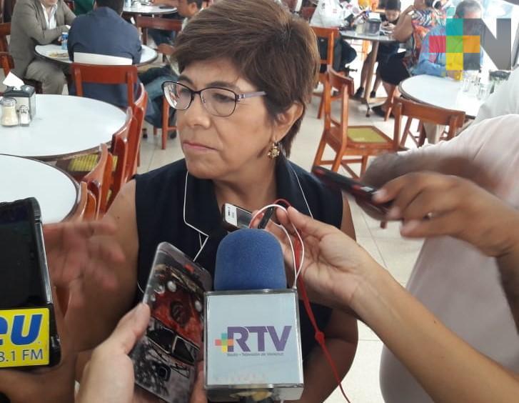 Renuncia Rosa María Hernández, subdelegada de Programas Sociales del Bienestar en Veracruz