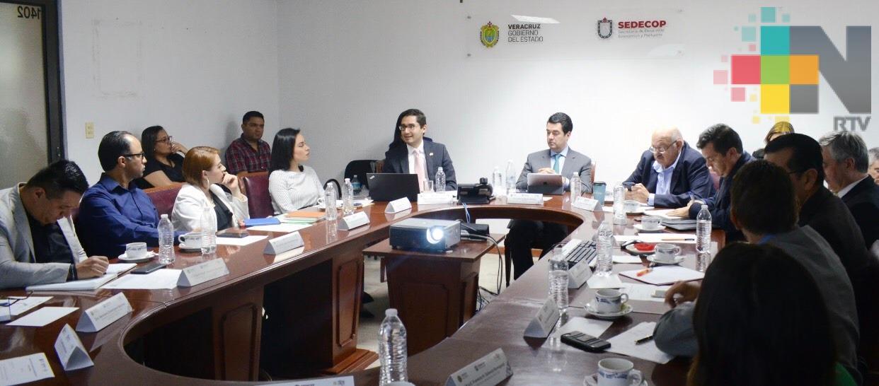 Presenta SEDECOP programa de cooperación con la Embajada Británica