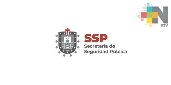 Implementa SSP operativo, tras homicidio de dos personas en Fortín