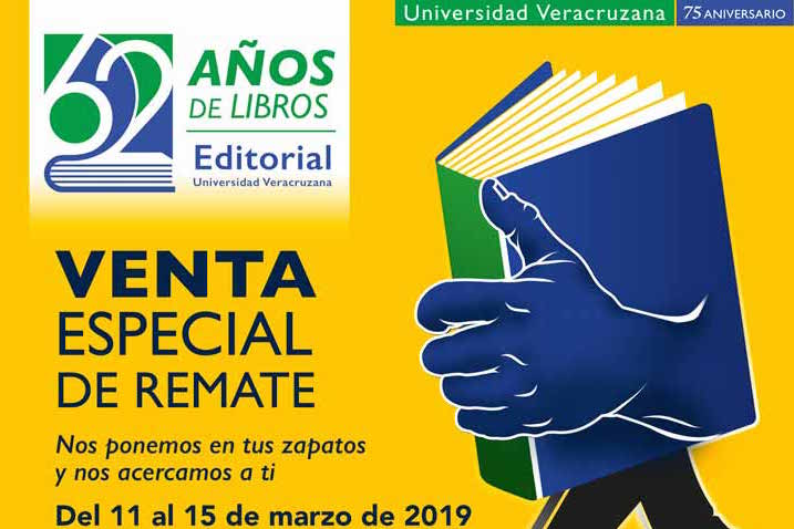Editorial UV celebra 62 aniversario con ventas especiales