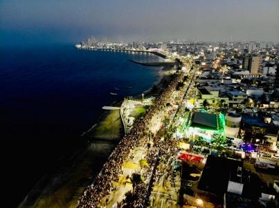 Preparan magna fiesta para conmemorar 500 años de fundación de Veracruz