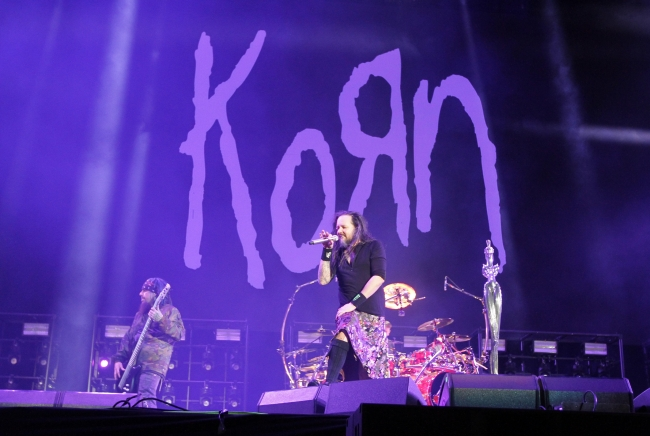 El metal estremece el Vive Latino con la presencia de Korn