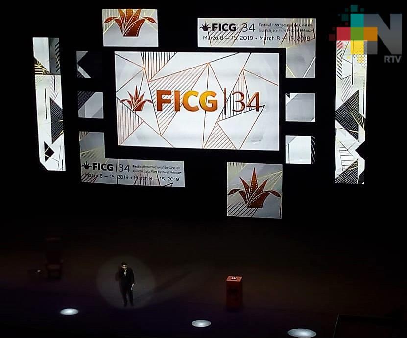 Se realizó en Guadalajara el Festival Internacional de Cine; Diego Luna y Guillermo del Toro, presentes