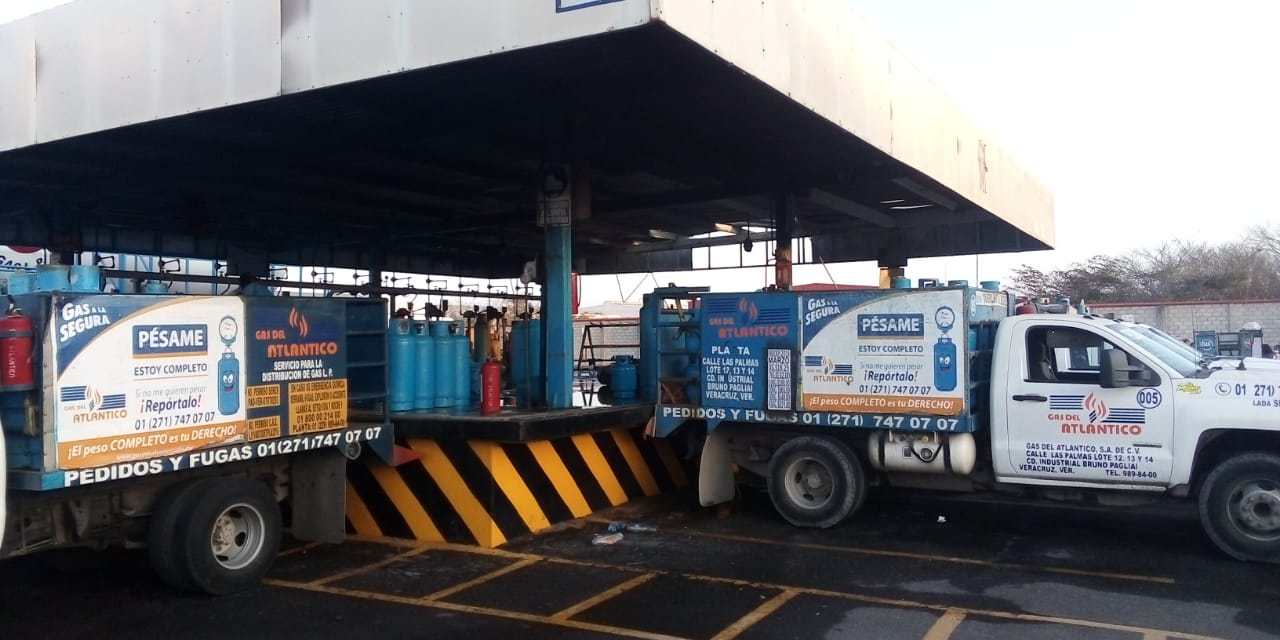 Atiende PC explosión en gasera del puerto de Veracruz