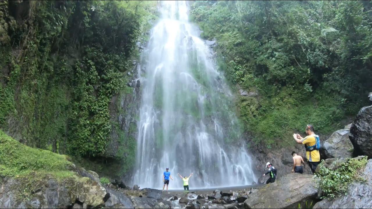 Cascada de La Granada, Coatepec