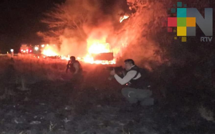 Despliega SSP operativo tras ataque a Fuerza Civil