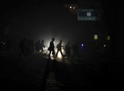 Nuevo apagón afecta a Caracas y estado de Miranda