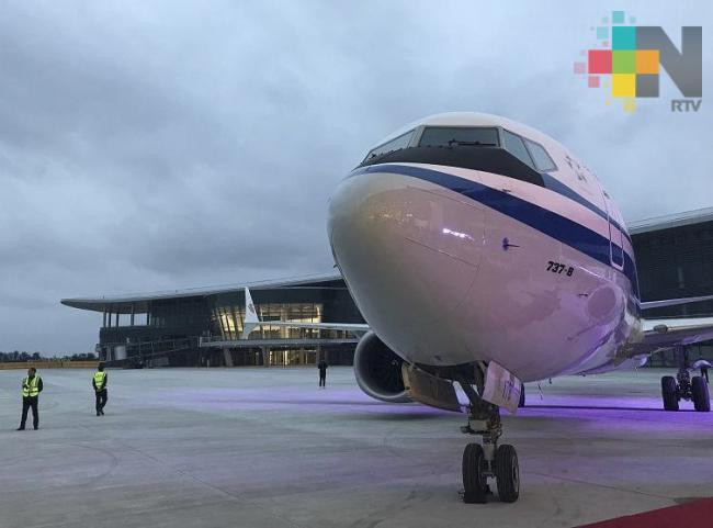 México suspende operaciones de vuelo en aeronaves Boeing 737 MAX 8 y 9
