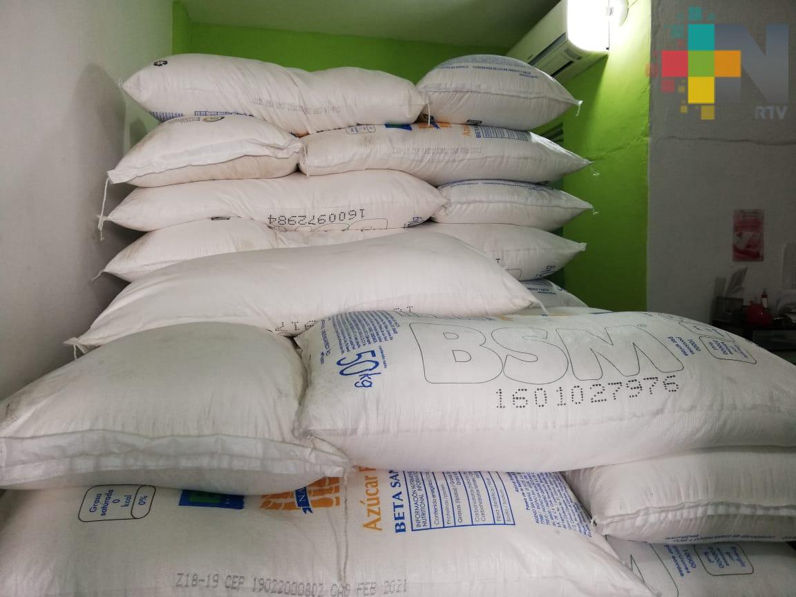 CNPR Potrero comercializará azúcar estándar a menor precio