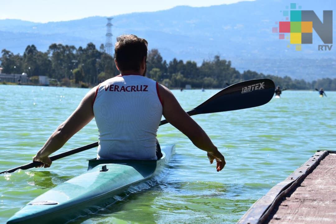 Preseleccionan kayakista veracruzano a Panamericanos 2019