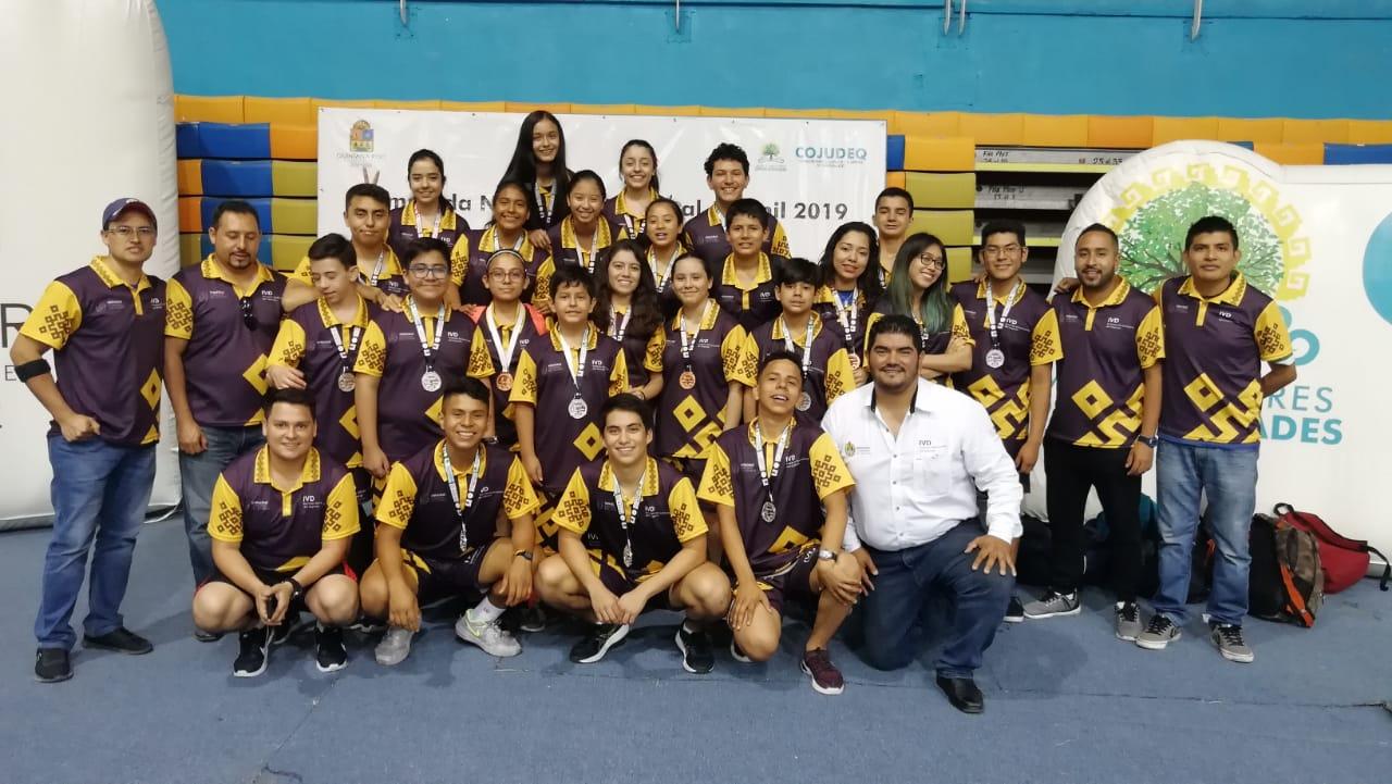 Califica Veracruz a ON 2019 en tenis de mesa, squash y rugby
