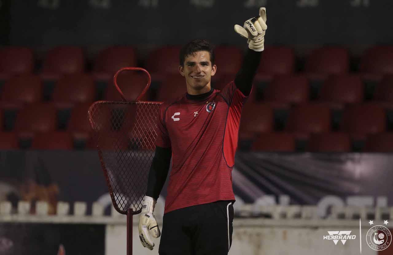 Sebastián Jurado en el equipo ideal de la jornada 17