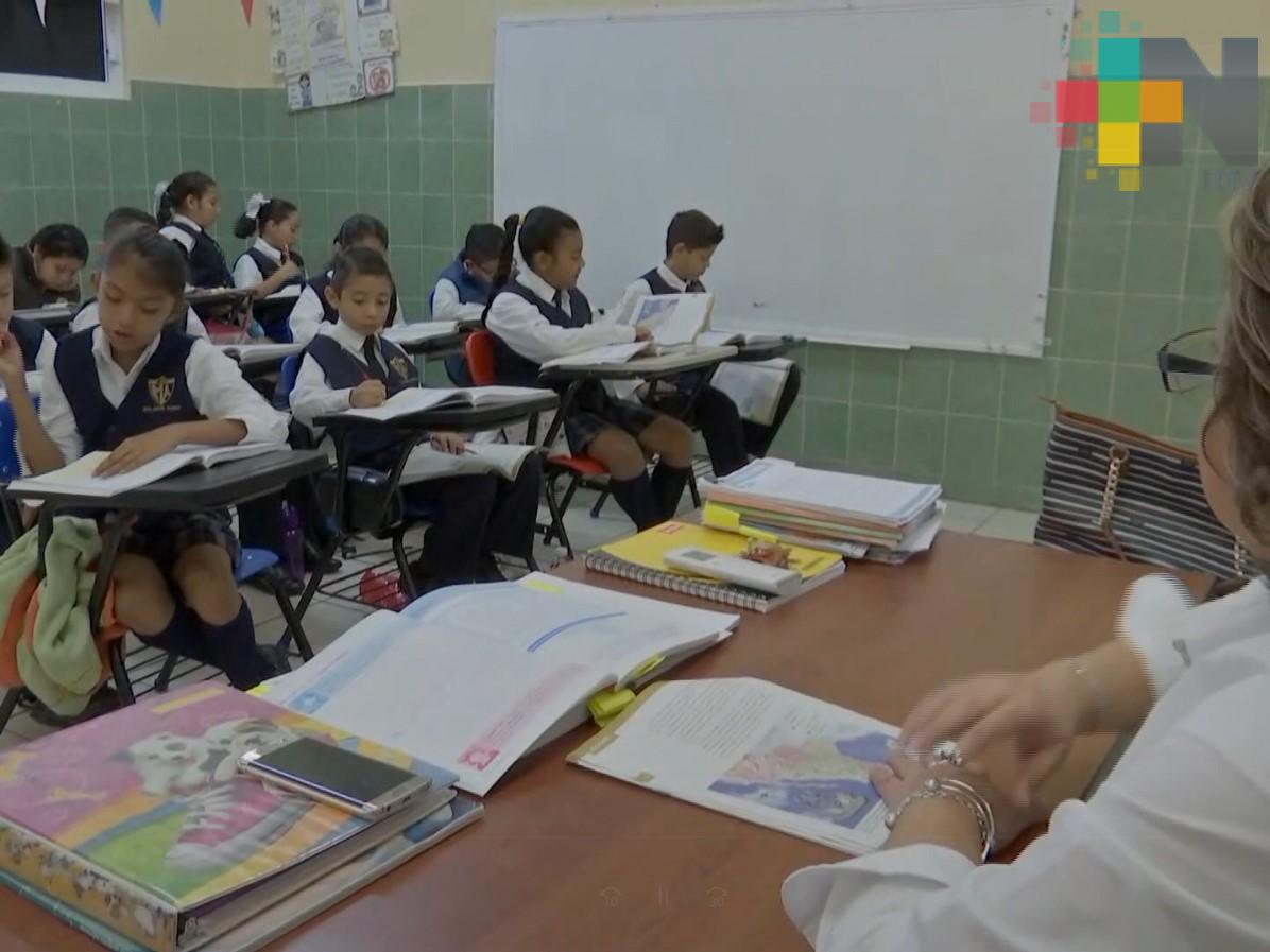 Confirman calendario de 190 días para todas las escuelas de nivel básico del país