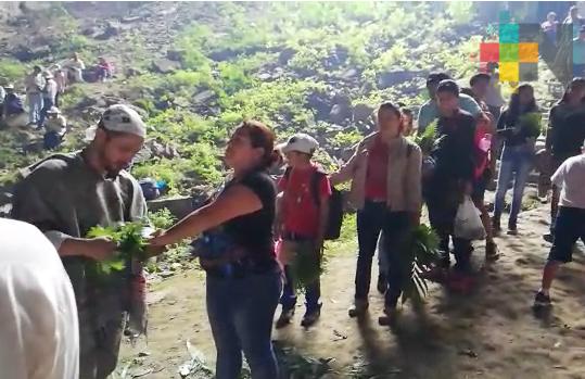 Con ritual de Xochitlallis, Tec de Zongolica impulsa la sustentabilidad de la zona serrana