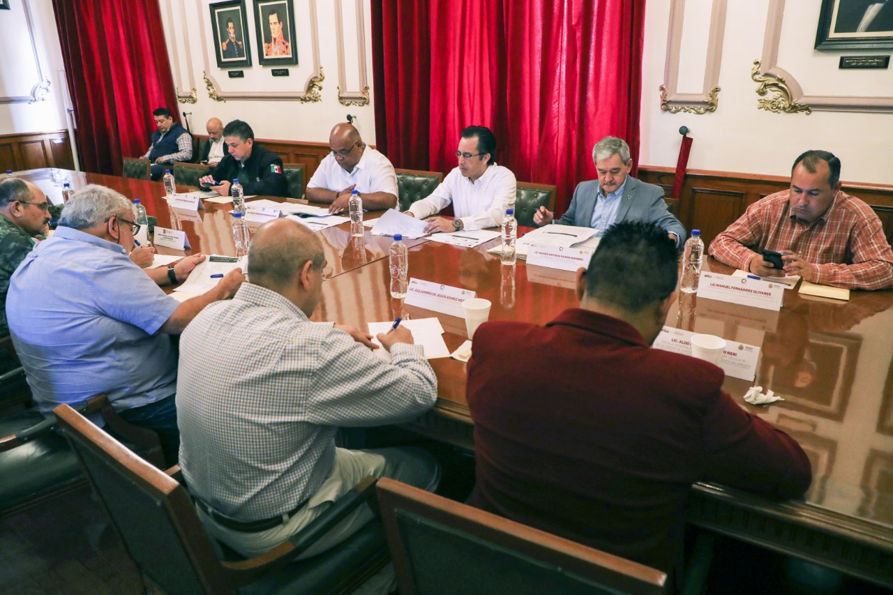 En Veracruz no hay cabida a la impunidad: Cuitláhuac García