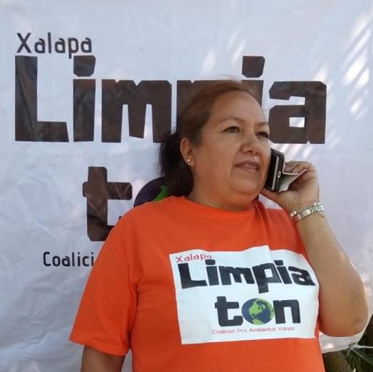 Buscan mejorar imagen urbana de Xalapa a través del Limpiatón