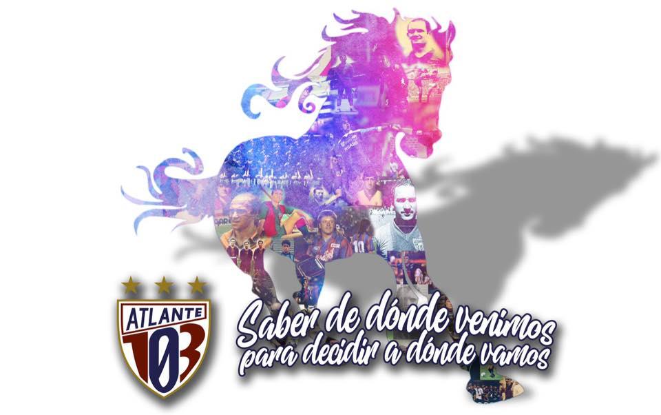 Club Atlante cumple 103 años