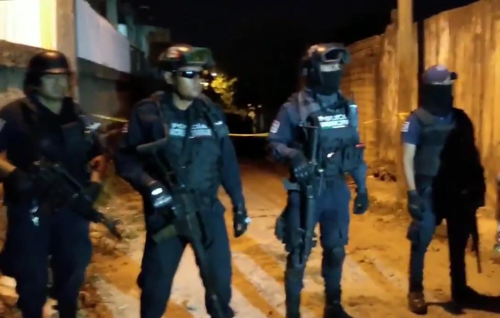 Condena SSP ataque armado en salón de fiestas de Minatitlán