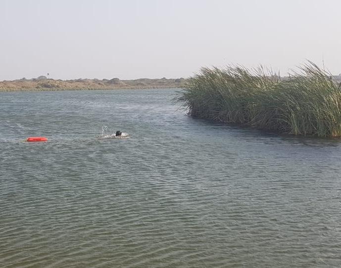 Se ahoga un hombre en laguna de Coatzacoalcos
