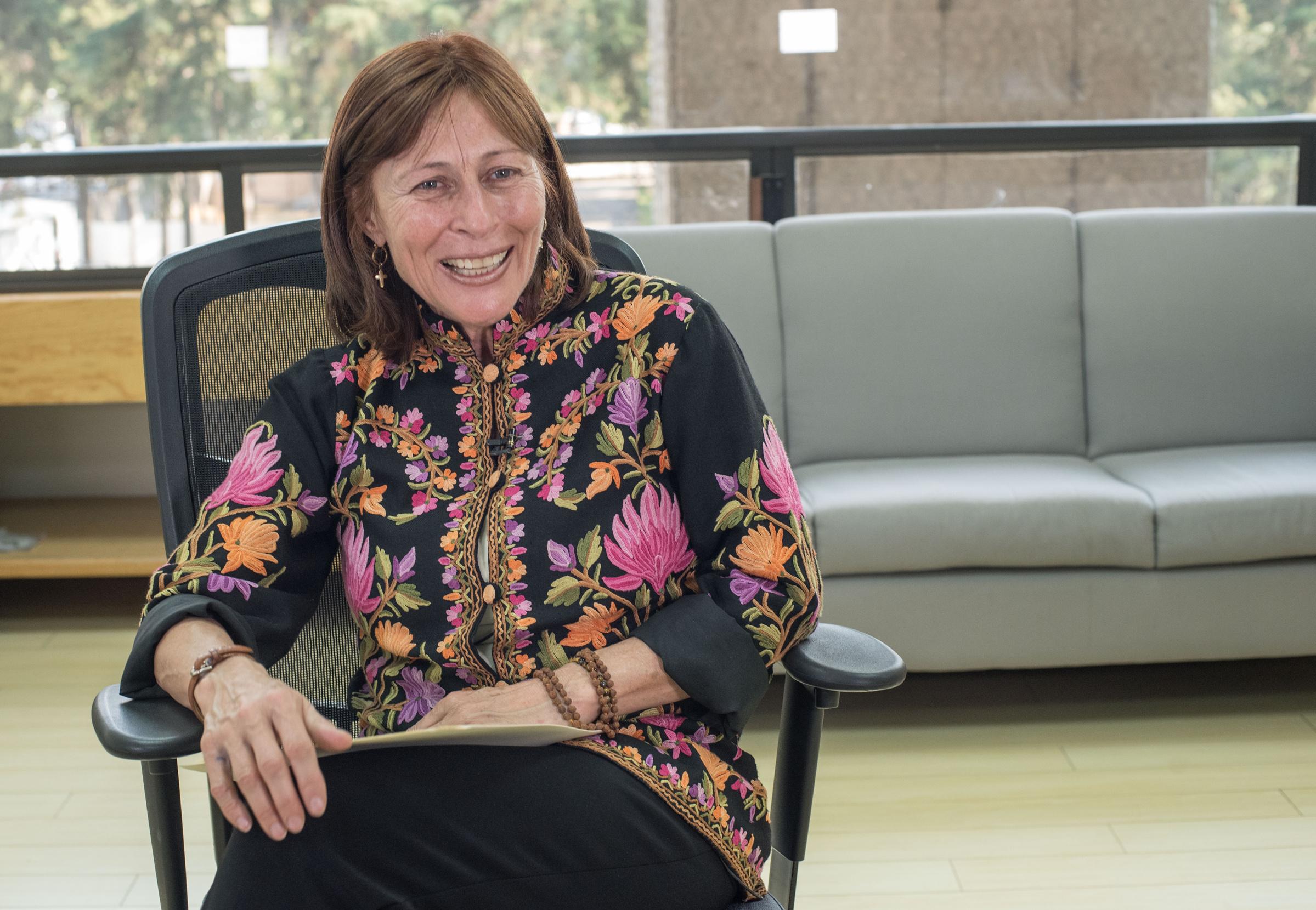Tatiana Clouthier Carrillo tomó posesión como secretaria de Economía