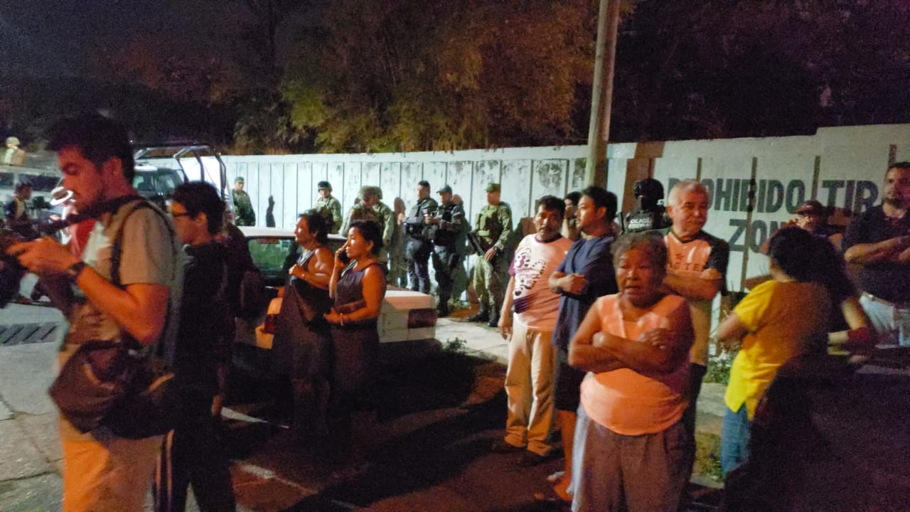 Comando armado asesina a 13 personas en Minatitlán