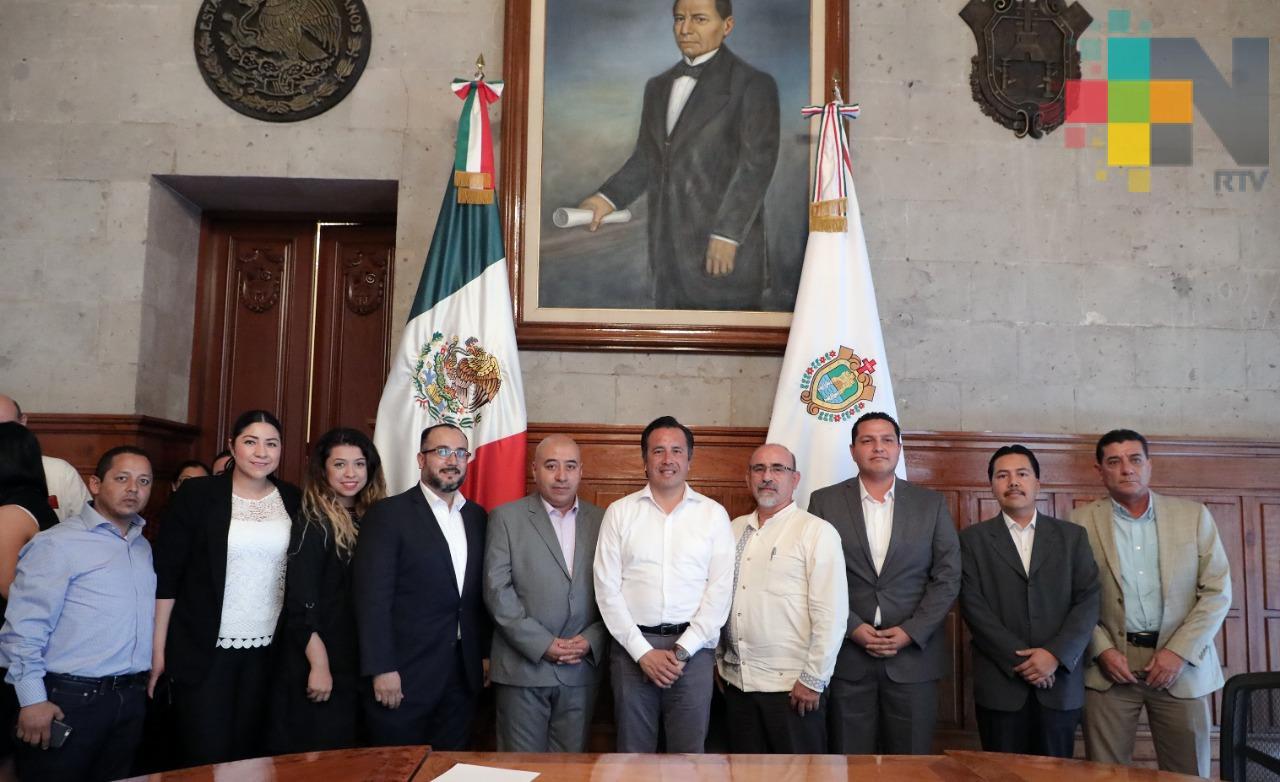 """Presenta Gobierno del Estado """"Reactivación Económica Va por Veracruz"""""""