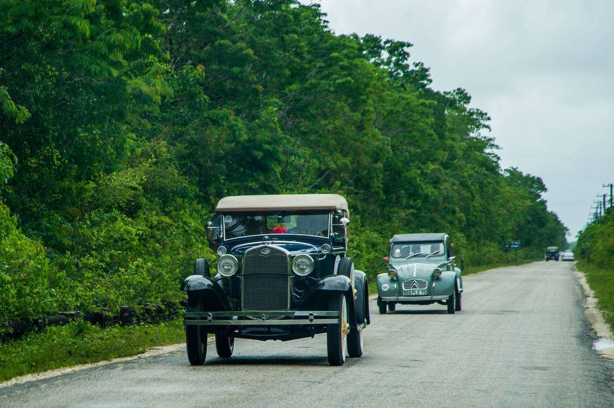 Yucatán y Quintana Roo listos para el Rally Maya México