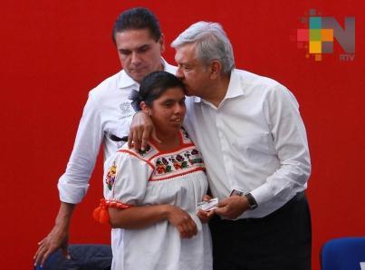 Nada nos impondrán desde el extranjero, asegura López Obrador