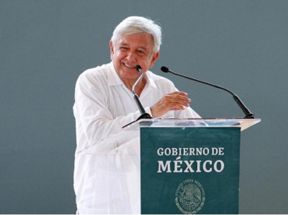 """""""Tomen su Champotón"""", advierte López Obrador a los corruptos"""