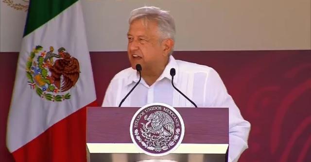 En Veracruz hay un gobernador honesto para garantizar la paz y tranquilidad: AMLO