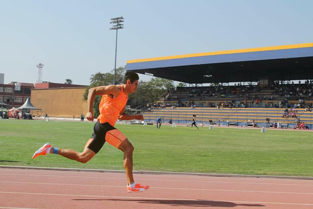 Prepara velocista José Carlos Herrera su regreso a las pistas