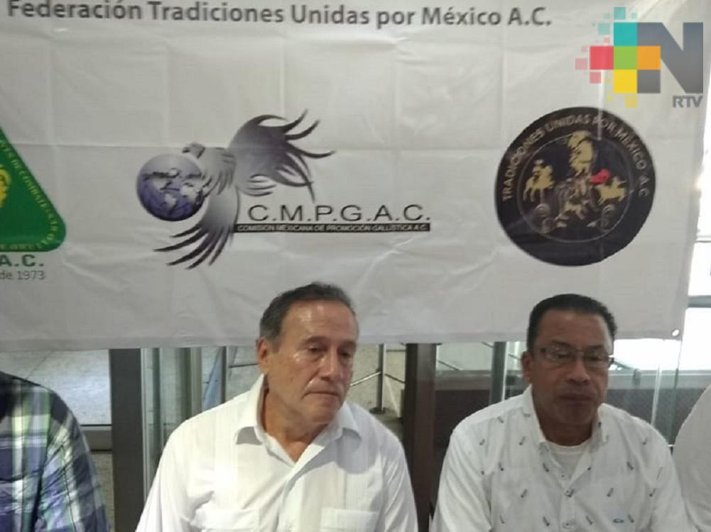 Criadores de aves de combate buscarán ampararse para realizar peleas de gallos en Veracruz