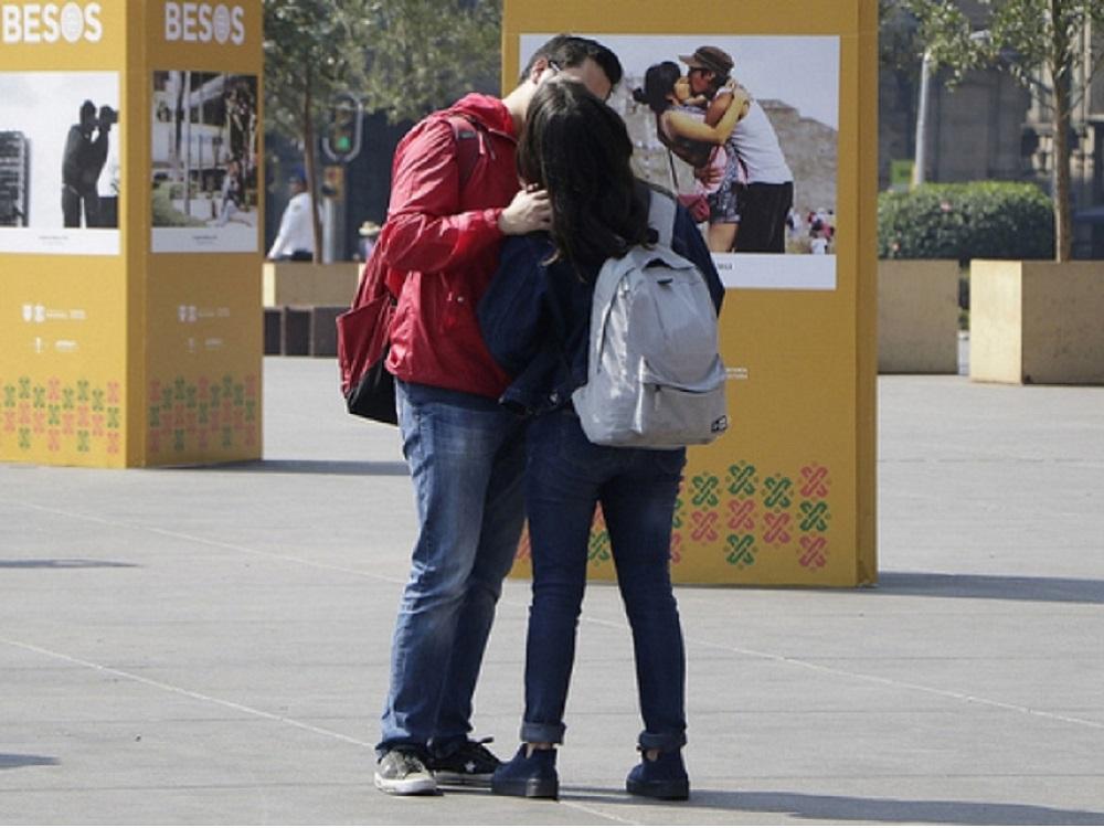 A celebrar con pretexto, hoy Día Internacional del Beso