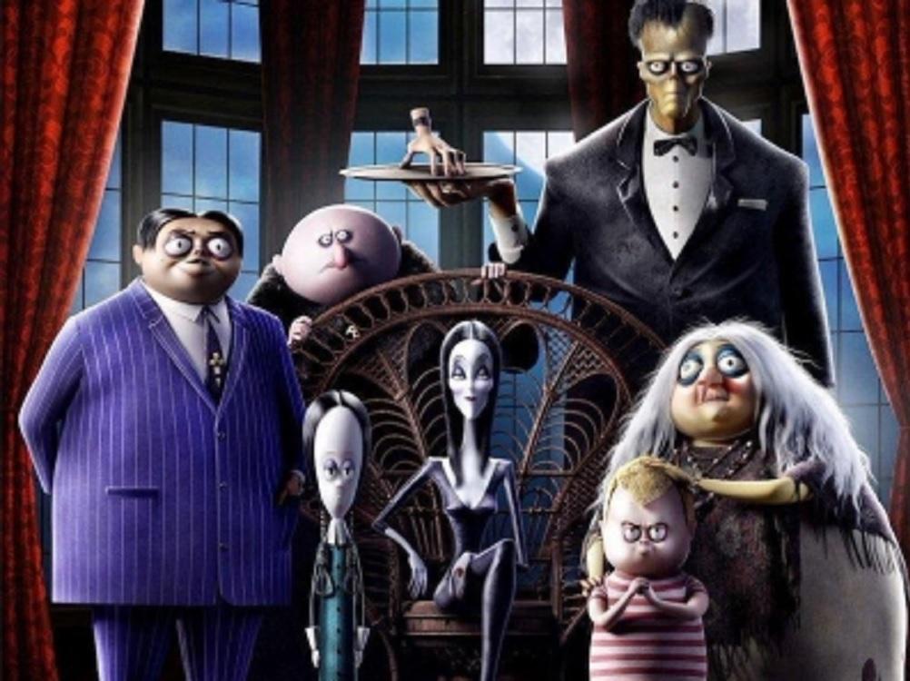 Dan vida animada a «Los locos Addams»
