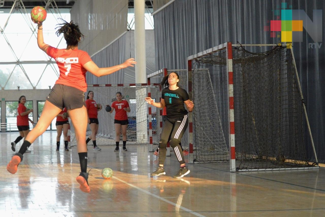 Buscarán juveniles del CNAR ser base de la selección mayor de handball
