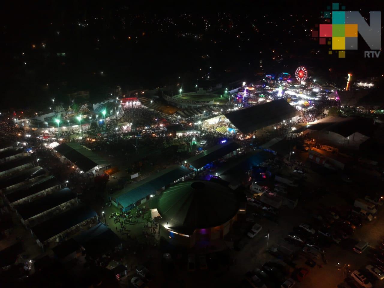 Concluye la Expo Feria de Tantoyuca