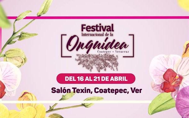 Inicia Festival Internacional de la Orquídea en Coatepec