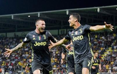 Juventus y Ajax dejan la serie en el aire tras empatar en Ámsterdam