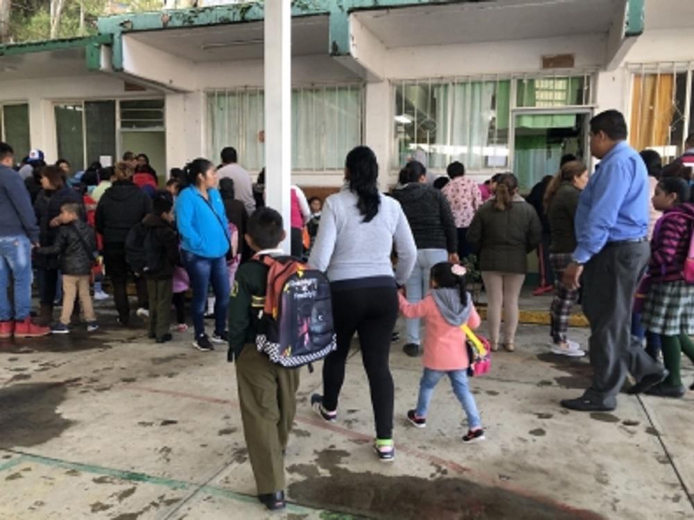 Regreso a clases en Veracruz solo cuando semáforo esté en verde: SEV